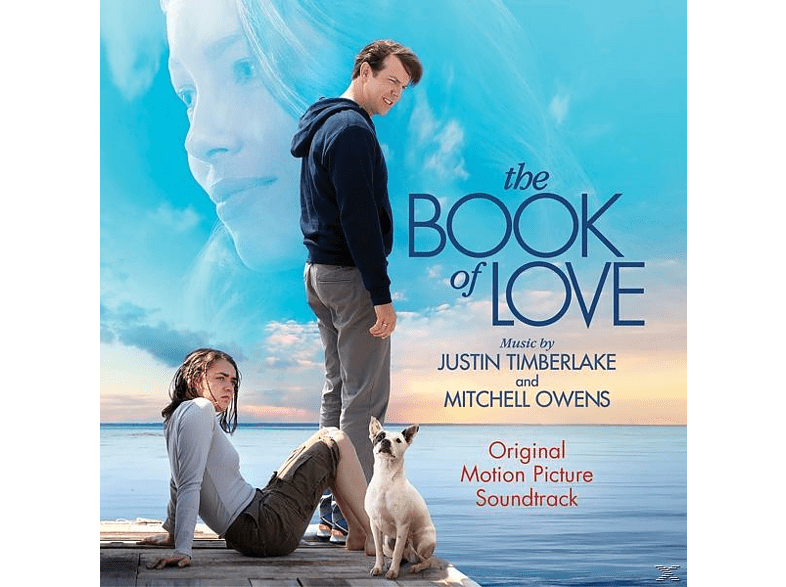Justin Timberlake, Mitchell Owens - The Book Of Love [CD]