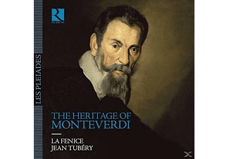 Tubery/La Fenice - The Heritage Of Monteverdi - (CD)