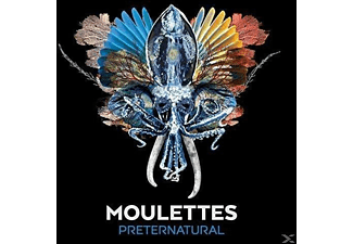 Moulettes - Preternatural - (CD)
