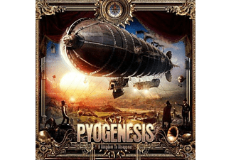 Pyogenesis - A Kingdom To Disappear (Ltd.Boxset) - (CD)