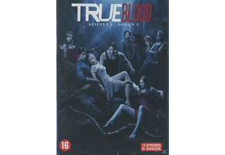 True Blood - Seizoen 3 - DVD