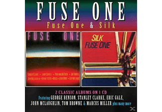 Fuse One - Fuse One/Silk (2 Classic Albums On 1 CD) - (CD)