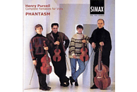 Phantasm - Purcell: Complete Fantasies For Viols [CD]