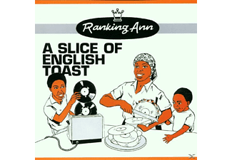 Ranking Ann - A Slice Of English Toast - (CD)