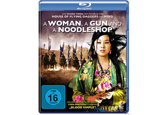A Woman, a Gun and a Noodleshop - (Blu-ray)