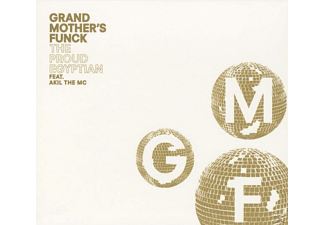 Grand Mother's Funck Feat Akil The Mc - The Proud Egyptian - (CD)