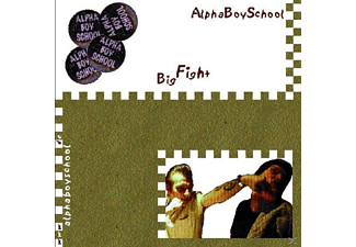 Alpha Boy School - Big Fight - (CD)