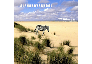 Alpha Boy School - No Interest - (CD)