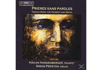 Hakan Hardenberger, VARIOUS, Preston Simon - Prieres Sans Paroles - (CD)