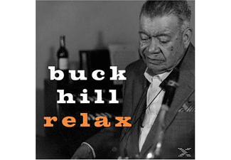 Buck Hill - Relax [UK-Import] - (CD)