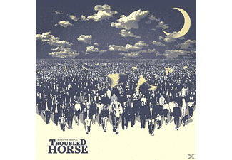 Troubled Horse - Revolution On Repeat - (CD)