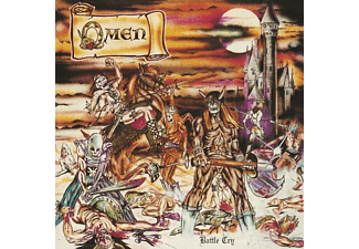 Omen - Battle Cry - (Vinyl)