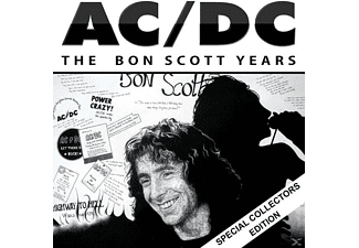 AC/DC - The Bon Scott Years - (CD)