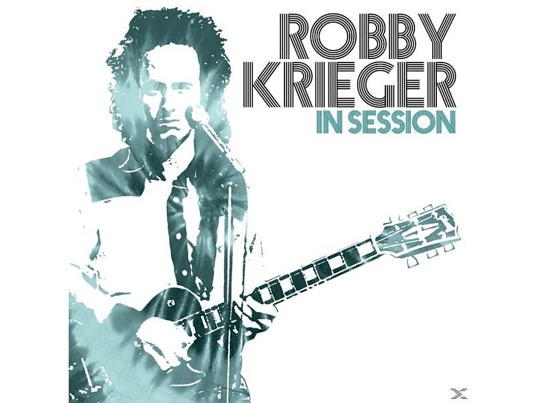 Robby Krieger - In Session [CD]