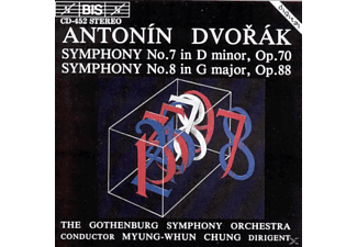 Gothenburg Symphony Orchestra - SYMPHONY NO. 7 IN D MINOR, OP. 70 - (CD)