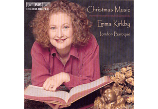 London Baroque - Christmas Music - (CD)