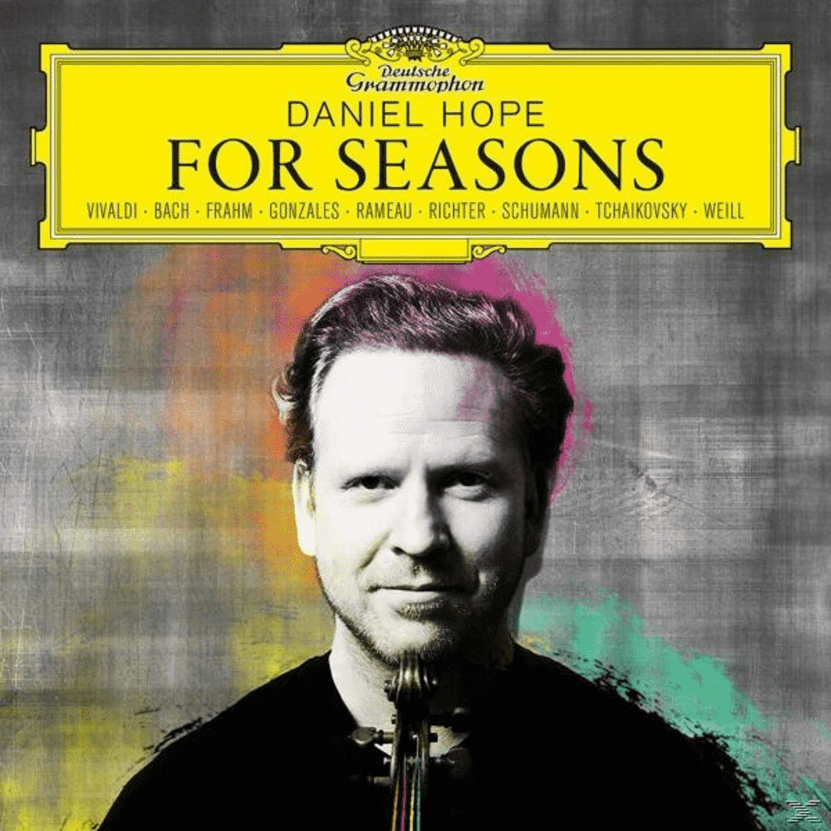 Daniel Hope, Züricher Kammerorchester - Fo(U)R Seasons - (CD)