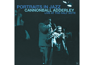 Cannonball Adderley - Portraits In Jazz-Live At The Half Note - (CD)