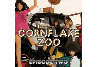 VARIOUS - Cornflake Zoo-Episode Two (180 Gr.Red Vinyl) - (Vinyl)