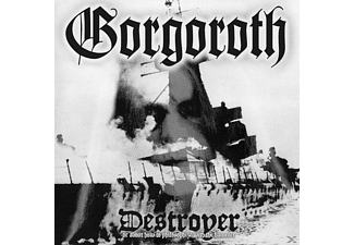Gorgoroth - Destroyer (Picture Vinyl) - (Vinyl)