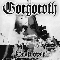 Gorgoroth - Destroyer (Red Vinyl) [Vinyl]