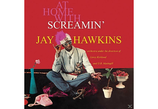 Screamin' Jay Hawkins - At Home With... - (Vinyl)