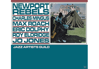 Mingues/Roach/Dolphy/Eldridge/Jones - Newport Rebels - (Vinyl)
