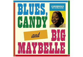 Big Maybelle - Blues,Candy,And Big Maybelle - (Vinyl)