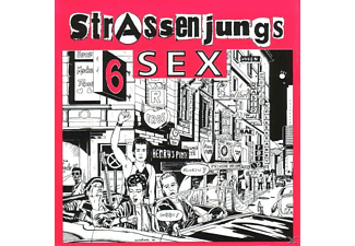 Straßenjungs - Sex (1986) [CD]