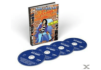 Alex Harvey - The Last Of The Teeage Idols (4CD Edt) - (CD)
