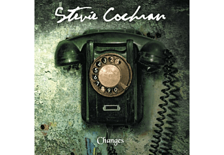 Stevie Cochran - Changes - (CD)