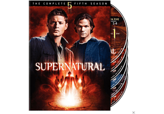 Supernatural Seizoen 5 TV-serie