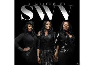 SWV - I Missed Us - (CD)