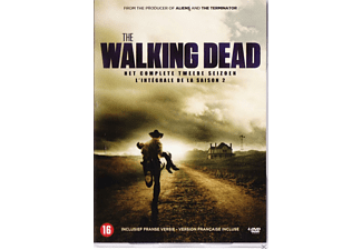 The Walking Dead Saison 2 DVD