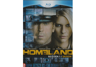 Homeland Seizoen 1 TV-serie