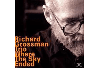 Richard Grossman Trio - Where The Sky Ended - (CD)