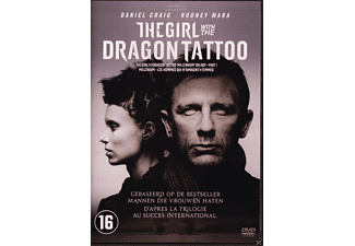 The Girl With The Dragon Tattoo Millennium Trilogy Part 1 DVD