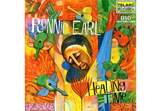 Ronnie Earl - Healing Time - (CD)