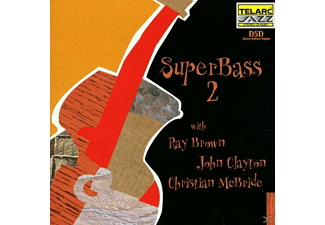 BROWN,RAY & CLAYTON,JOHN - Superbass 2 - (CD)