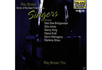Ray Brown - Some Of My Best Friends Are Singers - (CD)