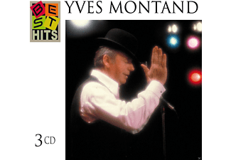 Yves Montand - Best Hits CD
