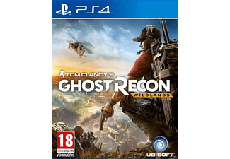 Tom Clancy's Ghost Recon Wildlands UK/FR PS4