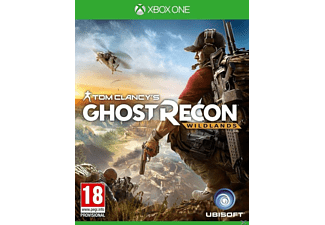 Tom Clancy's Ghost Recon Wildlands NL/FR Xbox One