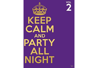 Keep Calm And Party All Night Vol.2 CD