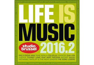 Life Is Music 2016.2 CD