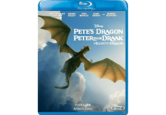 Peter & Elliott le dragon - Blu-ray