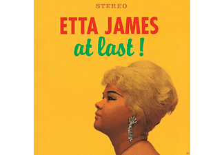 Etta James - AT LAST!/SECOND TIME.. - (CD)