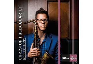 Christoph Beck Quartet - Reflections - (CD)