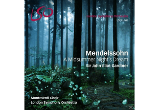Sir John Eliot Gardiner - A MIDSUMMER NIGHT S DREAM (+BLU-R AUDIO) - (SACD Hybrid)