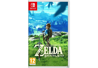 The Legend of Zelda: Breath of the Wild NL Switch